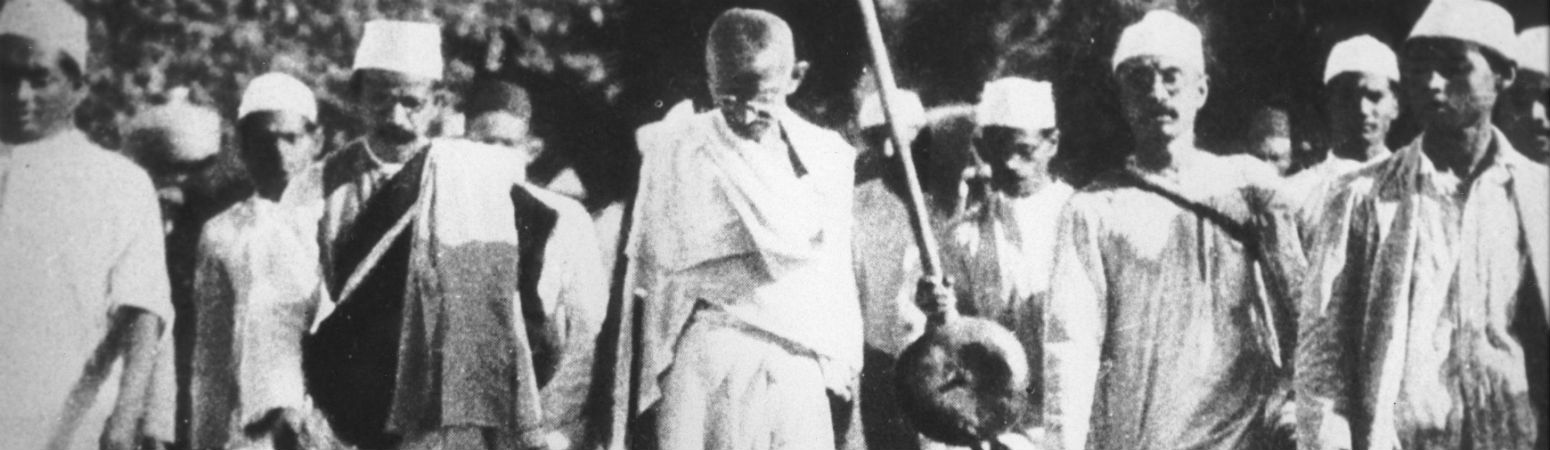 Walking With Gandhi on New Indian Roads