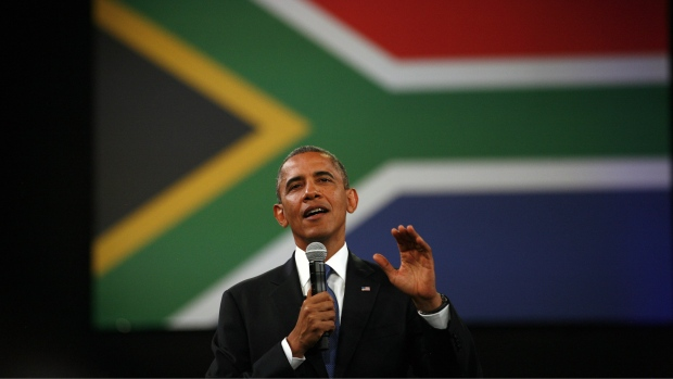 In Africa, Obama's Presidency Couldn't Help But Be Personal