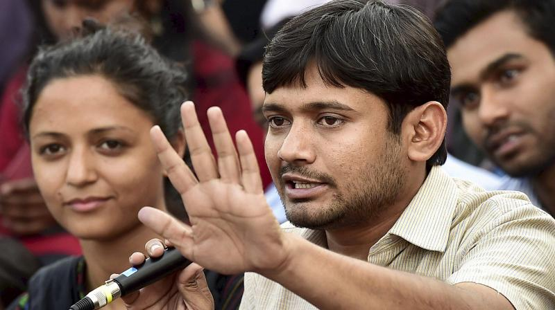 Delhi High Court Sets Aside Penalty Imposed on Kanhaiya Kumar by JNU