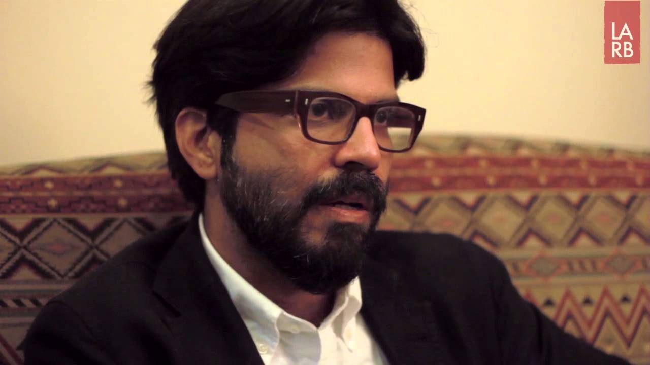 Pankaj Mishra. Credit: Youtube screenshot