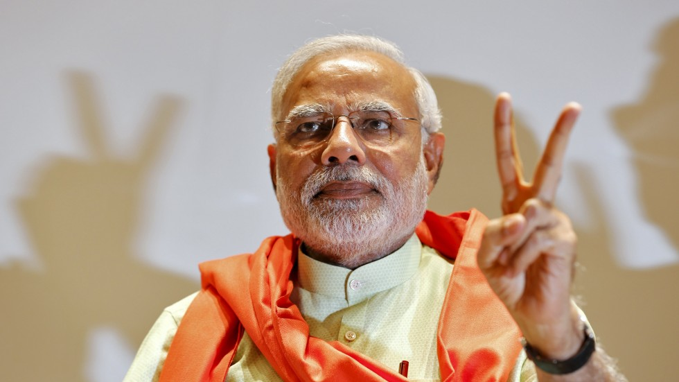 Details on five of Prime Minister Modi's foreign trips in the BBJ aircraft have not been revealed. Credit: Reuters/Files