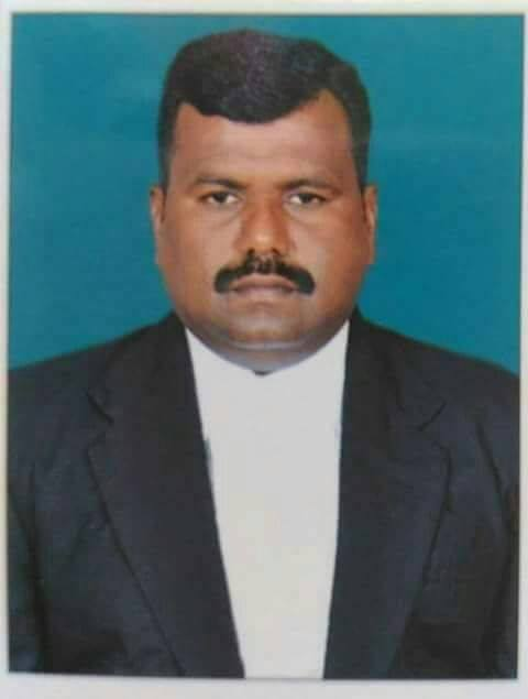 Advocate Murugan. Credit: Facebook