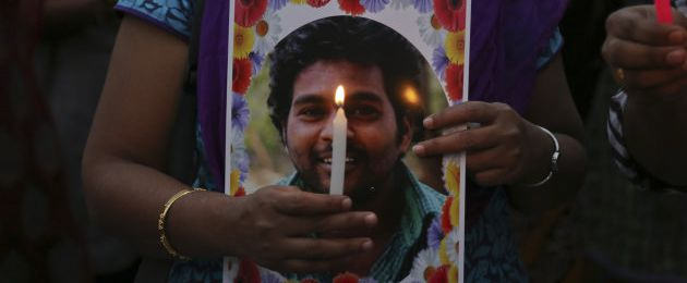 Mourning Rohith Vemula, Who Could Not Rescue Himself From the 'Fatal Accident' of His Birth