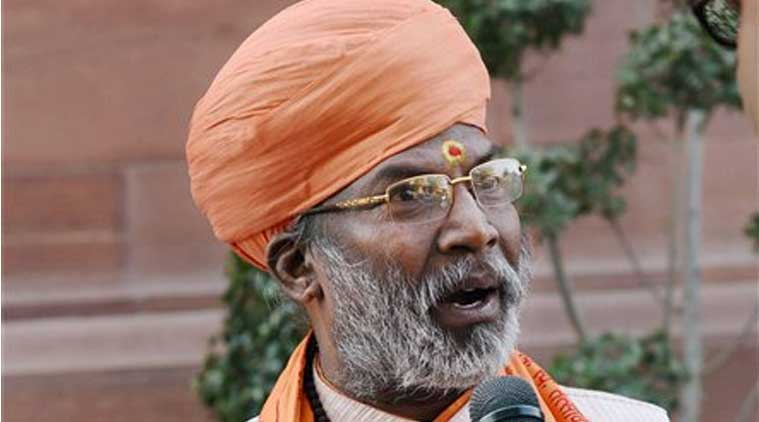 BJP MP Sakshi Maharaj. Credit: PTI