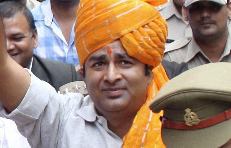 Sangeet Som. Credit: PTI/Files