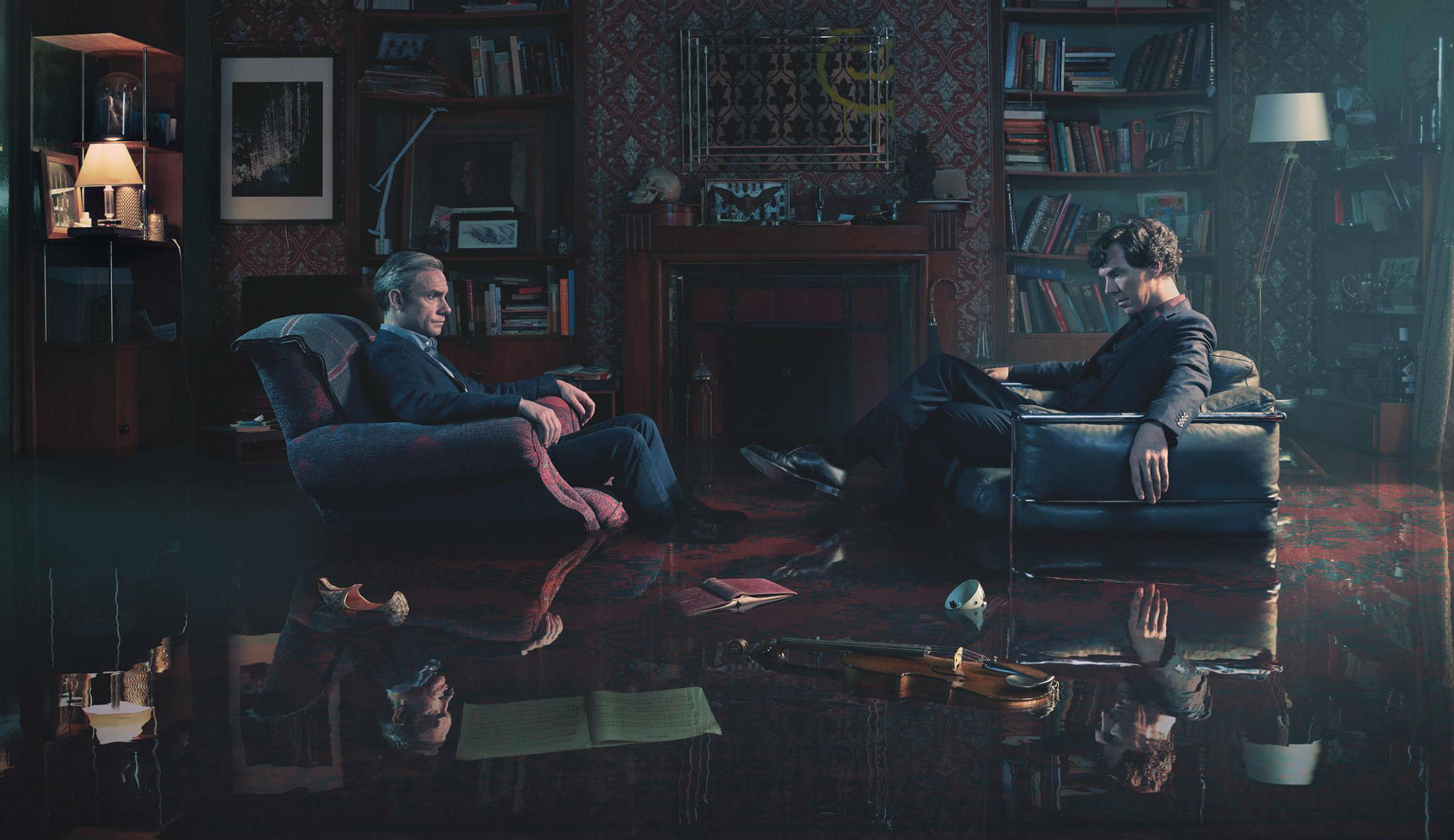 Sherlock season four was a massive disappointment. Credit: Facebook