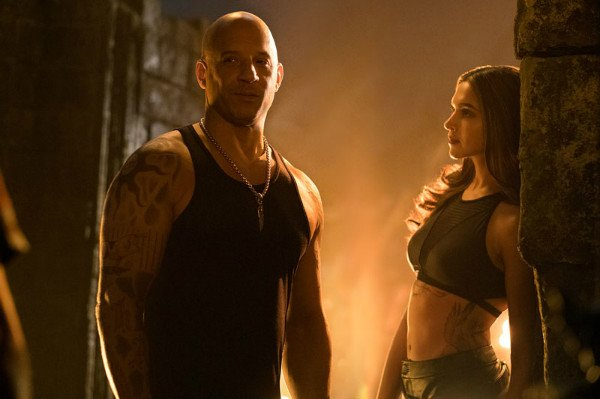 A still from xXx: The Return of Xander Cage. Credit: Twitter