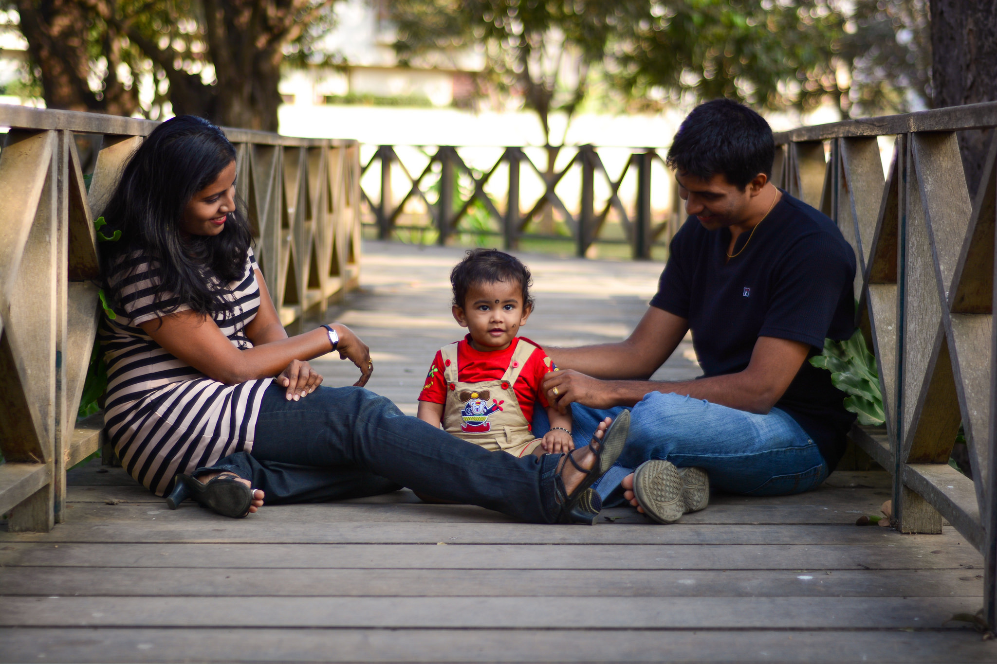 The rise of one child, urban Indian families. Credit: Harsha KR/Flickr, CC BY-SA 2.0