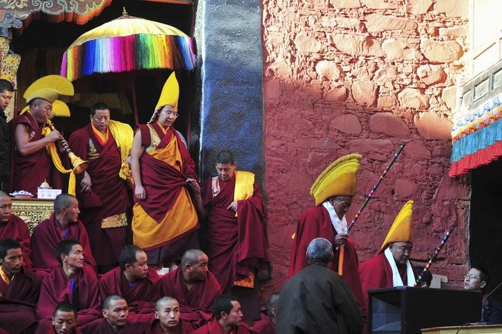 China-Appointed Panchen Lama Says Will Uphold 'Glorious Tradition' of Patriotism