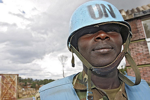 United Nations Operation in Burundi. Credit: United Nations/Flickr