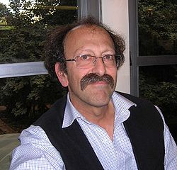 David Shulman. Credit: Wikimedia