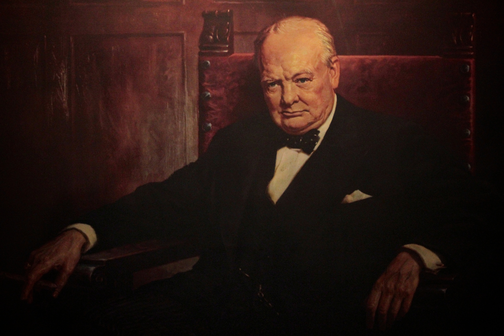 churchill essay on aliens is a timely reminder of dangers earth faces