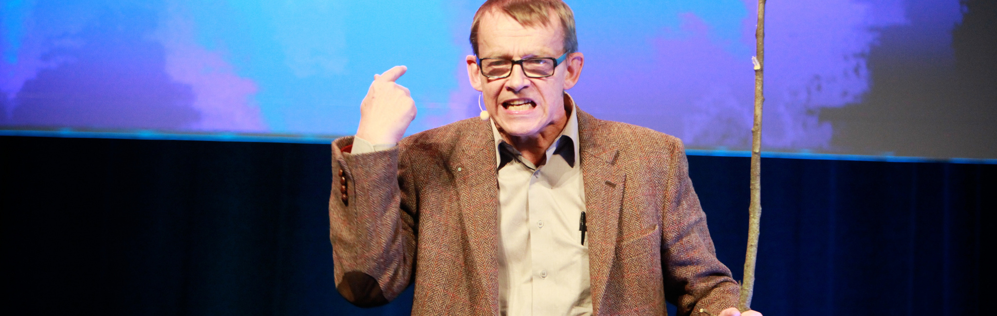 Ace Statistician and Trendalyzer Rockstar Hans Rosling Passes Away