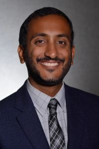 Ajay Verghese. Credit: University of California, Riverside, website
