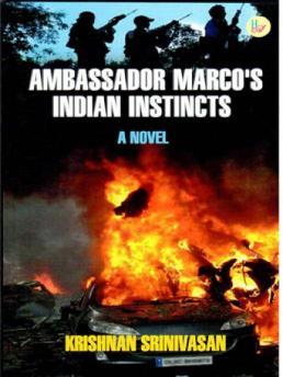 Krishnan Srinivasan Ambassador Marco's Indian InstinctsHar-Anand, 2017