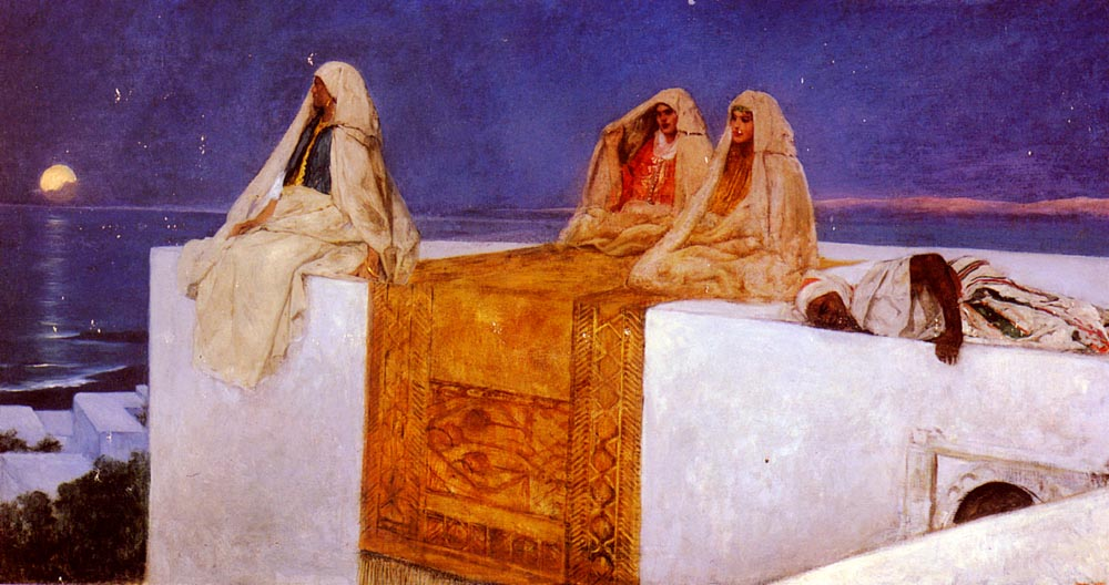 The 'Marvellous Thieves' of the Arabian Nights