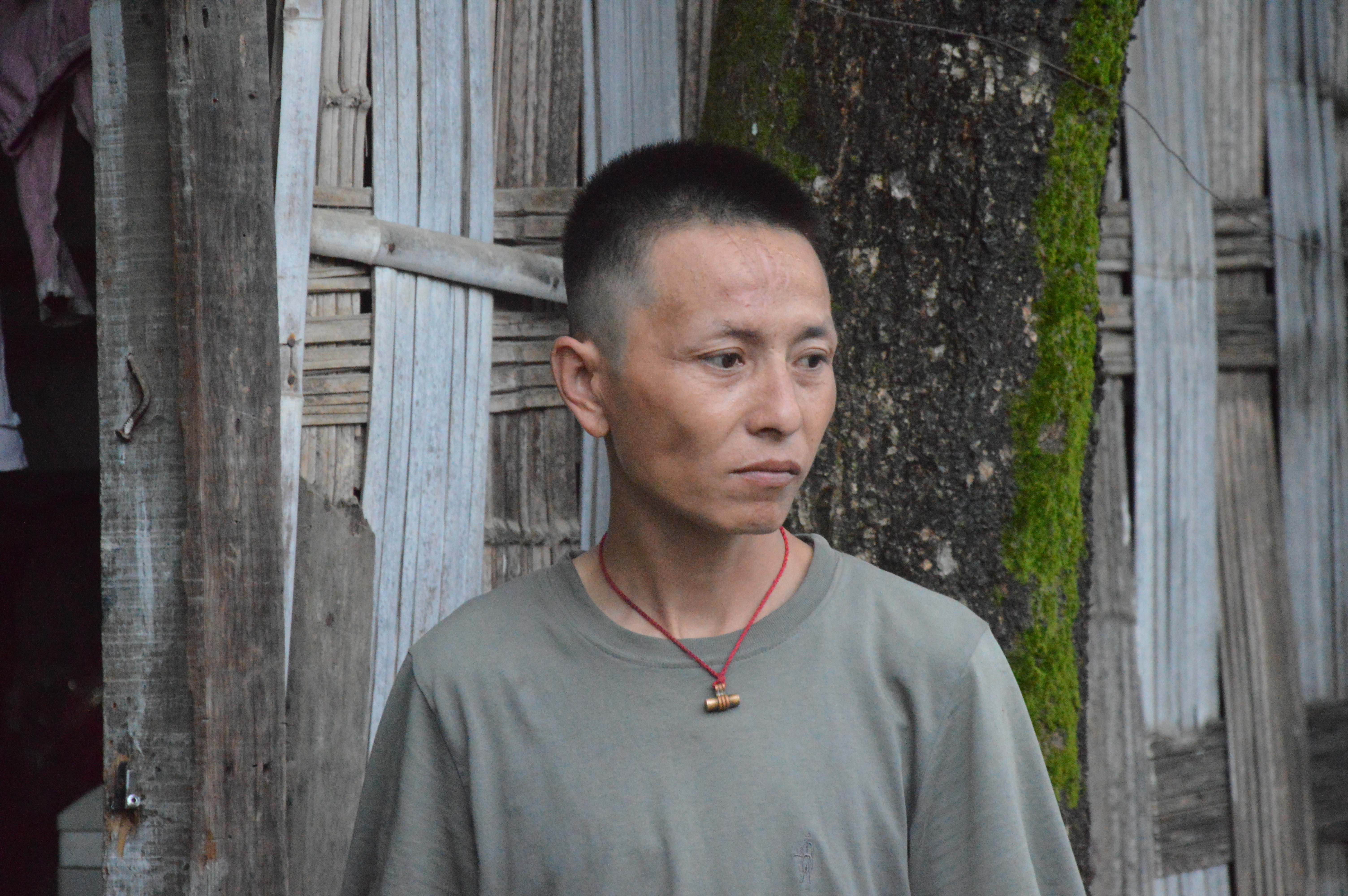Herojit's confession was the first time a member of the security forces in Manipur admitted to routinely staging executions. Credit: Grace Jajo