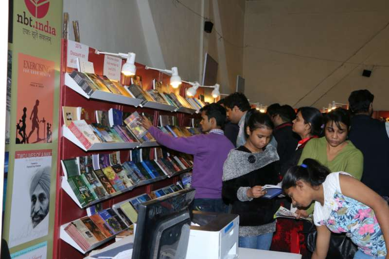 Day 3 of the World Book Fair