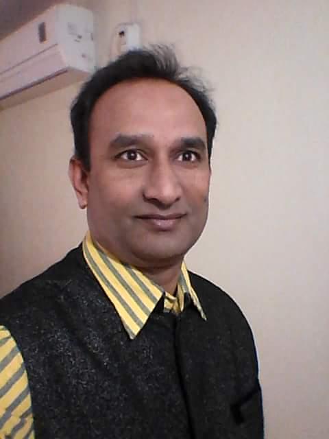 Sunil Jadhav. Credit: Facebook