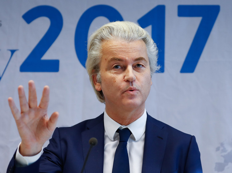 Geert Wilders' party may win the most seats, but will it govern? Credit: Reuters