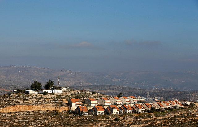 Israel Passes Law Legalising Settler Homes on Palestinian Land
