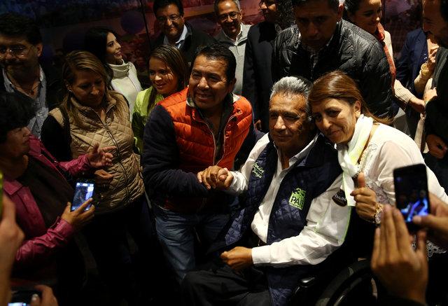 Ecuador Presidential Election to Be Runoff Between Moreno, Lasso