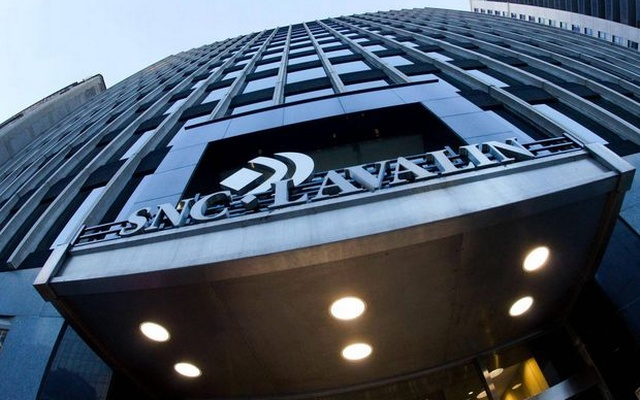 Offices of SNC Lavalin. Credit: Reuters