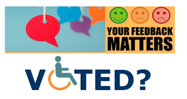 Screenshot of the feedback form created to get responses from persons with disabilities regarding their experience voting at the polls. Credit: Disability Rights Association