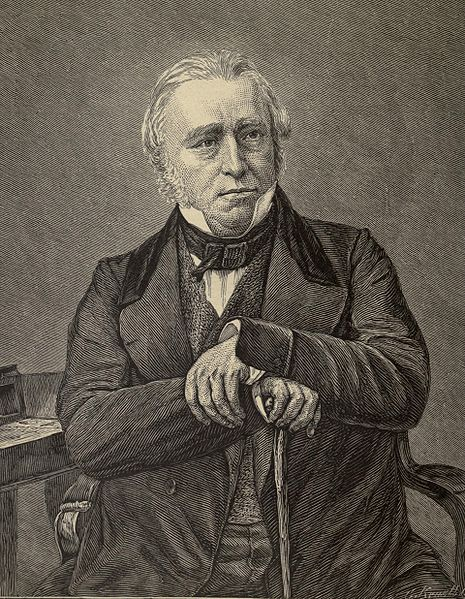 An illustration of Thomas Babington Macaulay. Credit: Wikimedia Commons