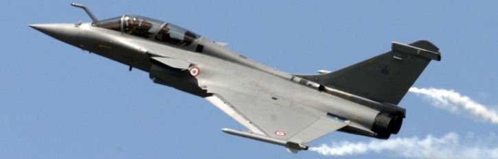 The Tejas light combat aircraft, whose disappointing progress has opened avenues for global defence firms. Credit: Reuters