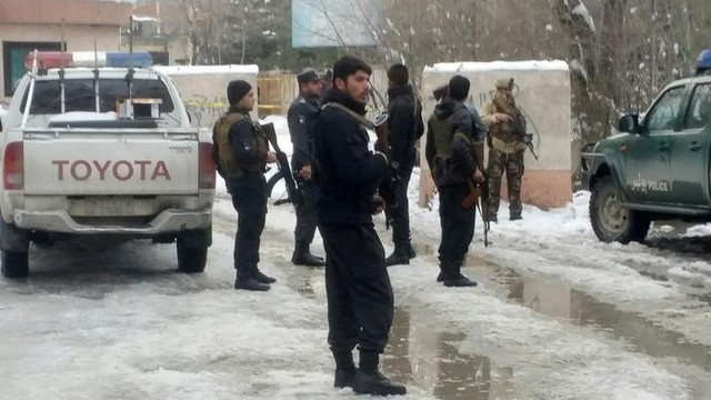Bomb Blast Outside Afghanistan Supreme Court, At Least 20 Dead