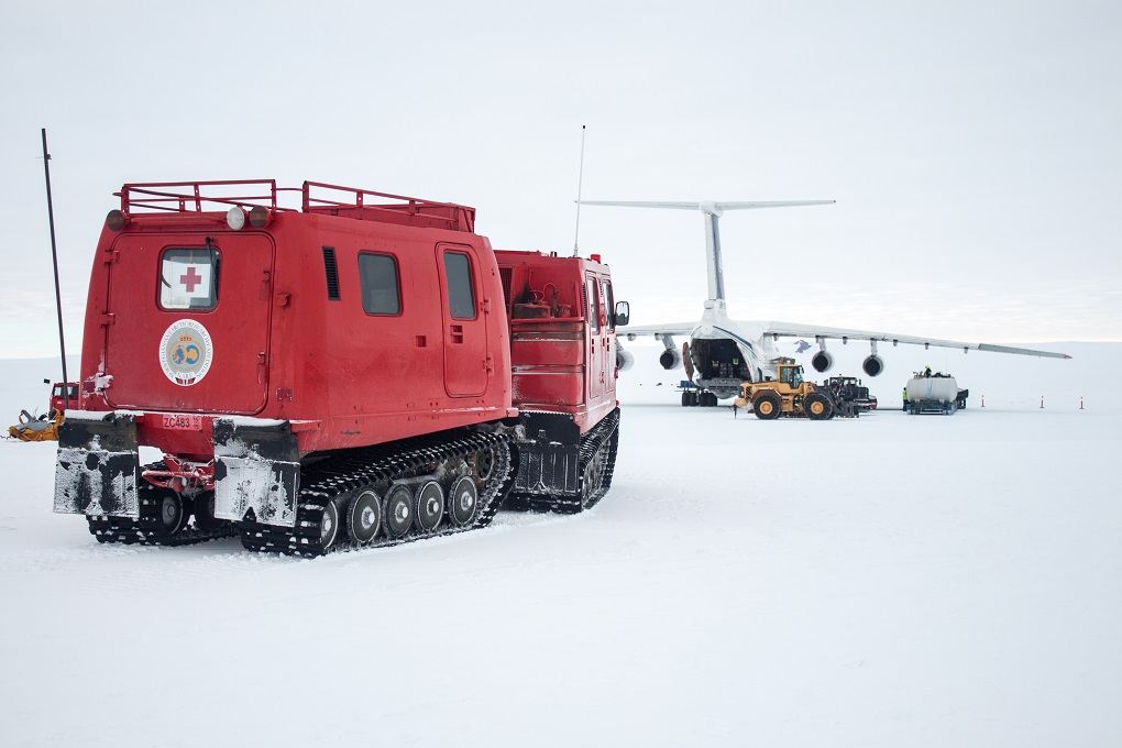 Interview: Studying the South Pole From the North Pole