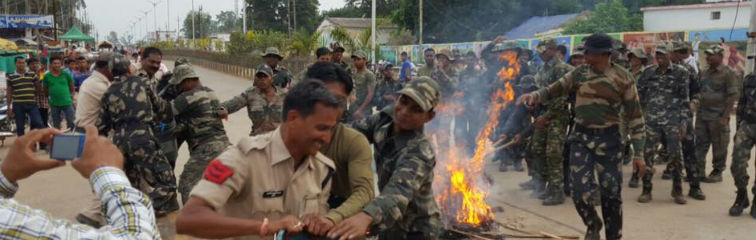 Controversial Cop Kalluri Sent on Medical Leave But Will It End Lawlessness in Bastar?