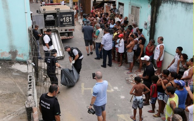 Brazilian Police Refuse to End Strike in State Plagued By Murders