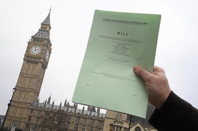 UK's Brexit Bill Clears First Legislative Hurdle