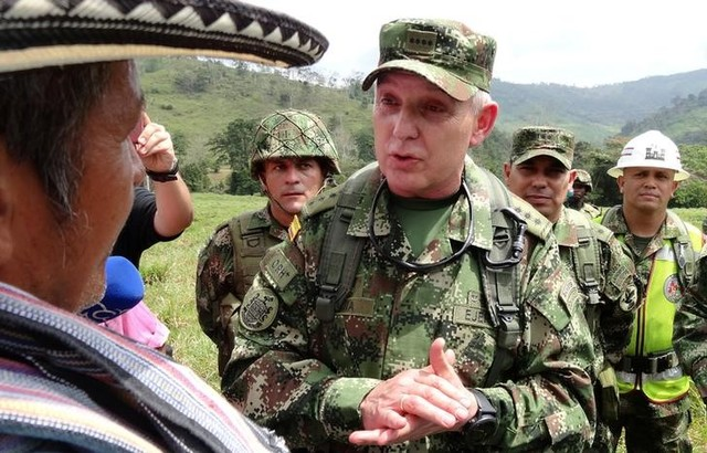 About 300 FARC Rebels Have Not Demobilised, Says Colombian General