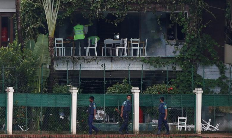 Bangladesh Arrests Four Blamed for Dhaka Cafe Attack