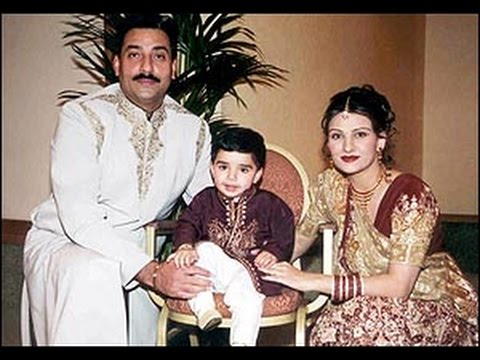 Amarjit Chohan with his wife and one of their children. Credit: Youtube screenshot