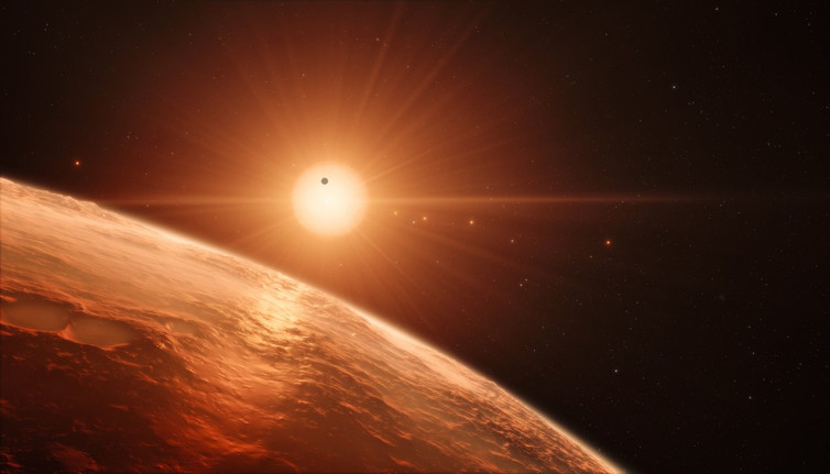 It's Our Solar System in Miniature, but Could TRAPPIST-1 Host Another Earth?