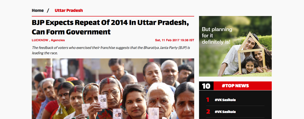 Who Paid for the Pro-BJP Exit Poll that Dainik Jagran Published?