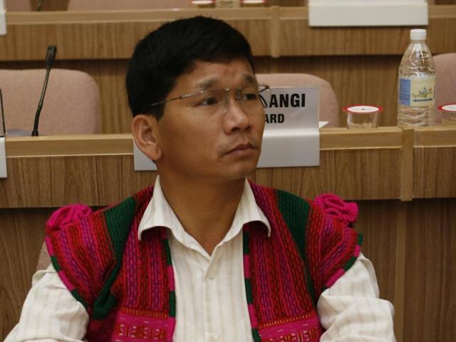 Former chief minister of Arunachal Pradesh Kalikho Pul. Credit: PTI