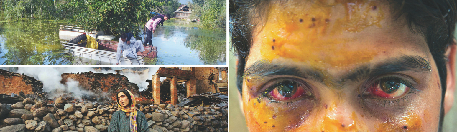 Review: Witnessing Kashmir Through Images