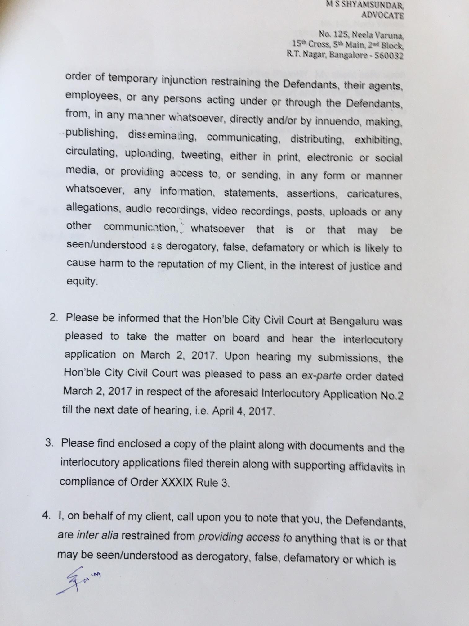 legal notice 3