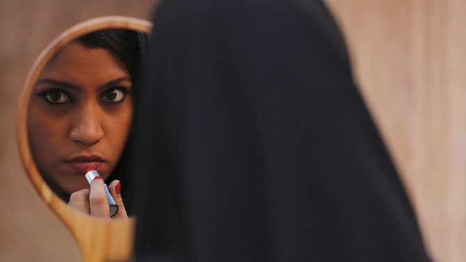 A still from the banned film Lipstick Under My Burkha.