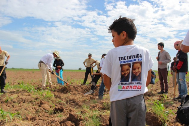 Families Search for Clandestine Graves in Mexico