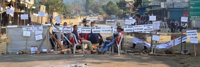 Going Beyond the Gender Divide in Nagaland