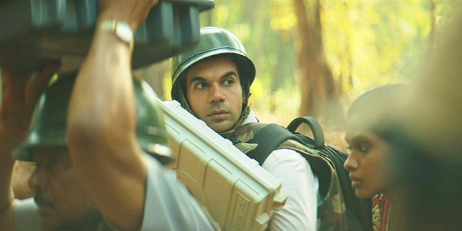 'Newton' Is a Political Satire That Takes Us to the Jungles of Chhattisgarh