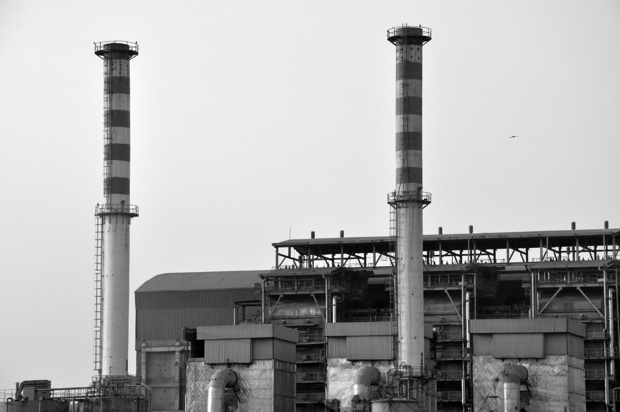 The Okhla waste-to-energy incinerator. Credit: Flickr/IndiaWaterPortal, CC BY 2.0