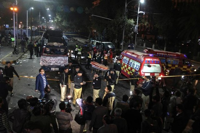 Pakistan: At Least 13 Killed, 83 Injured in Suicide Attack in Lahore