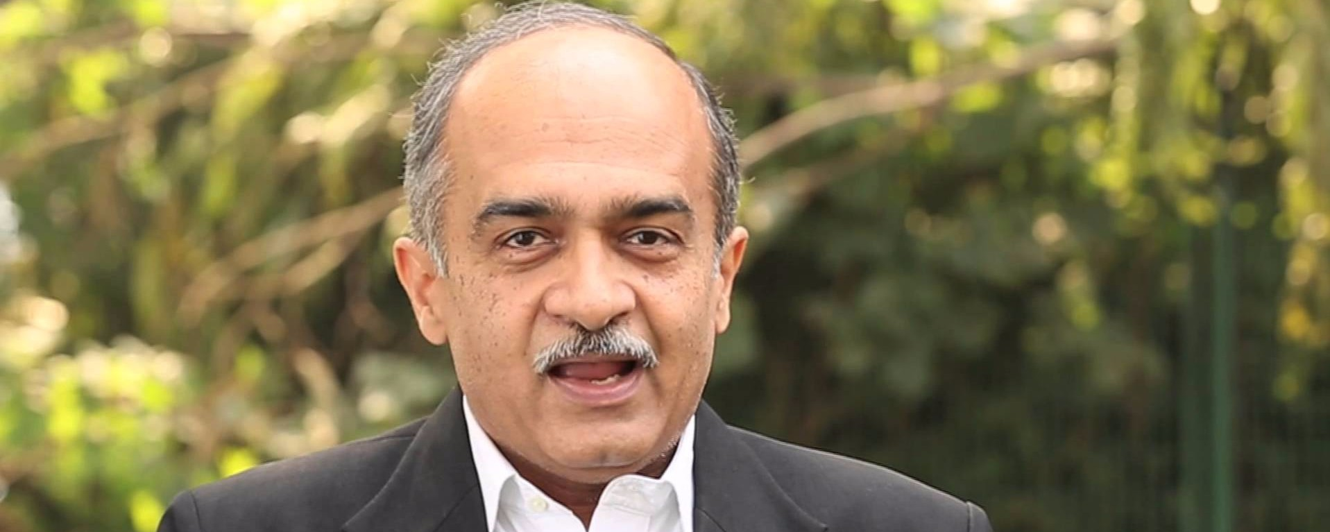 prashant bhushan youtube